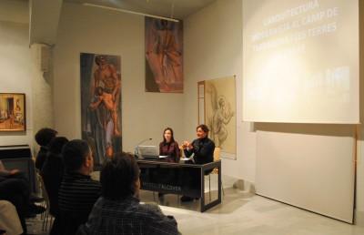 La arquitectura modernista al Campo de Tarragona y las Tierras del Ebro