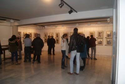 Inauguración de la exposición fotográfica Memoria colectiva. Mirar el pasado de la mano de Pere Català Pic (1889-1971)