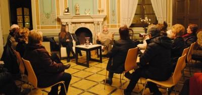 """Presentación del libro """"Oikonomía"""" al Museo de Alcover"""